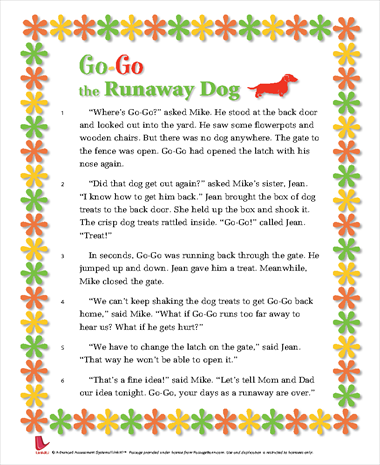 Go-Go the Runaway Dog