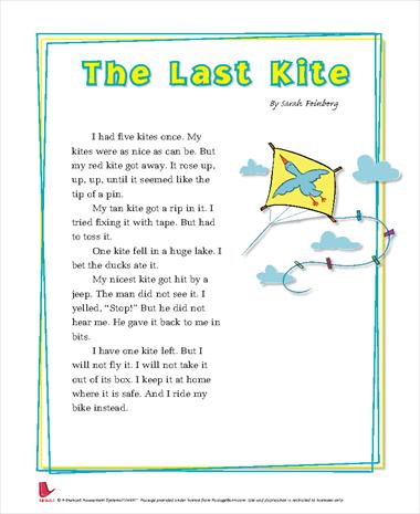 The Last Kite