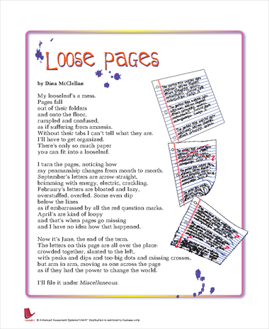 Loose Pages