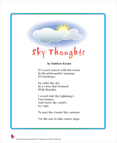 Sky Thoughts