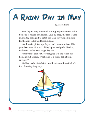 essay on a rainy day in summer Essay on advantages and disadvantages of rainy season – essay 6 (400 words) rainy season is one of the four main seasons of the india it falls every year after summer season especially in the month of july and ends in september.