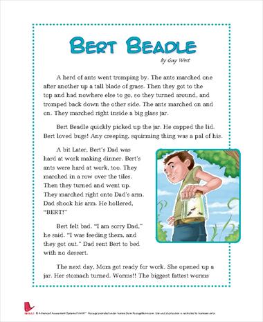 Bert Beadle