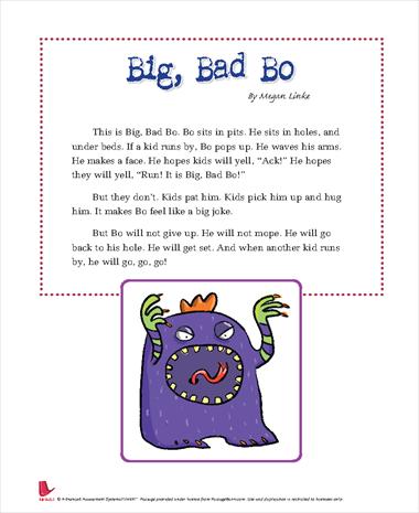 Big Bad Bo