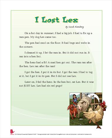 I Lost Lex