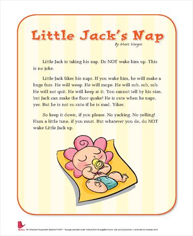Little Jacks Nap