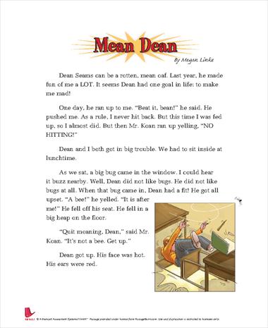 Mean Dean