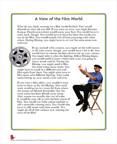 A View of the Film World