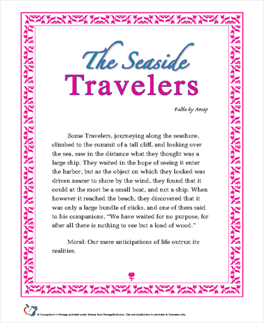 The Seaside Travelers