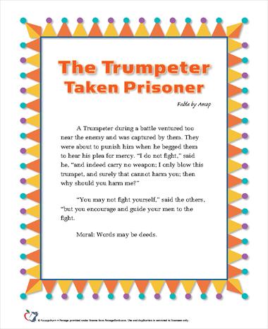 The Trumpeter Taken Prisoner