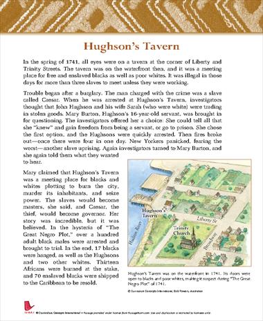 Hughsons Tavern