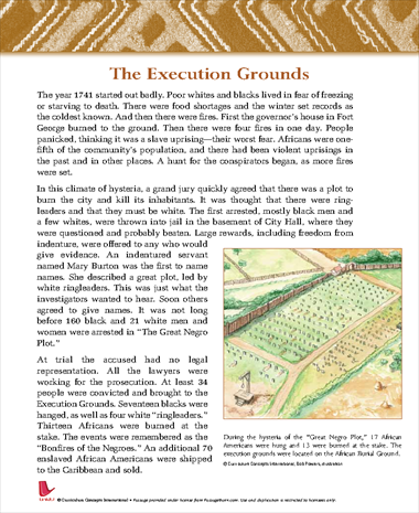 The Execution Grounds