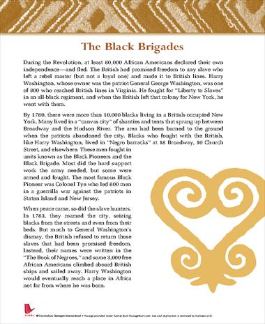 The Black Brigades