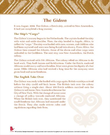The Gideon