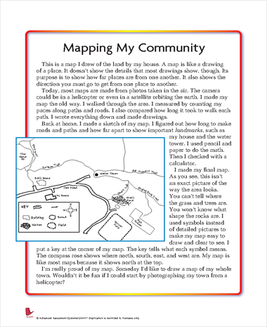 Mapping My Community
