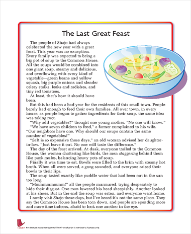 The Last Great Feast