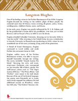 analyzing w e b dubois langston hughes and Langston hughes was the most versatile, popular, and influential african american writer of the twentieth century hughes published scores of books in his lifetime: two novels, plays, collections.