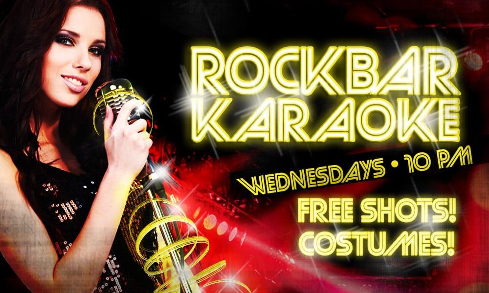 Rockbar Karaoke