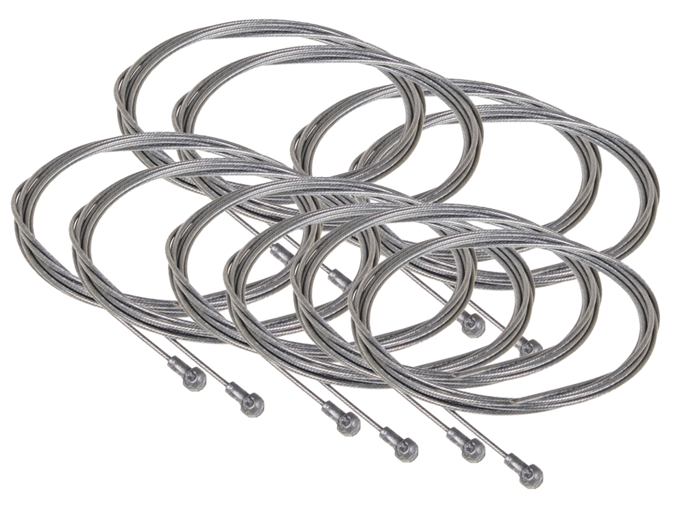 New Jagwire Shimano//SRAM Slick Galvanized Road 1.5x1700mm Brake Cable