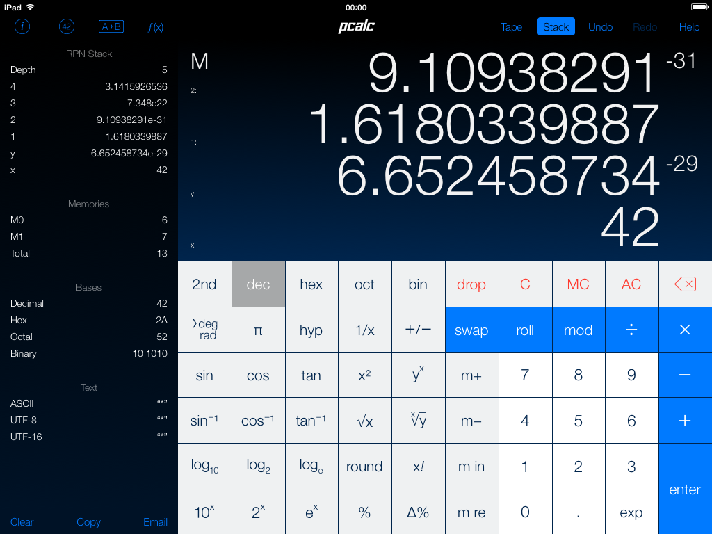 Scientific Calculator With Shift Download