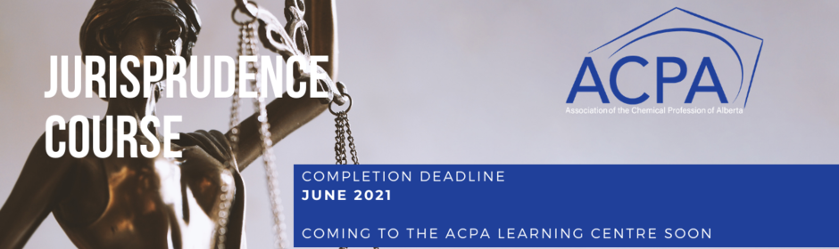 Banner 4 - ACPA Jurisprudence Course New Format Coming Soon