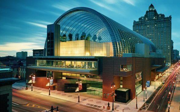 PCMS at the Kimmel Center in Philadelphia