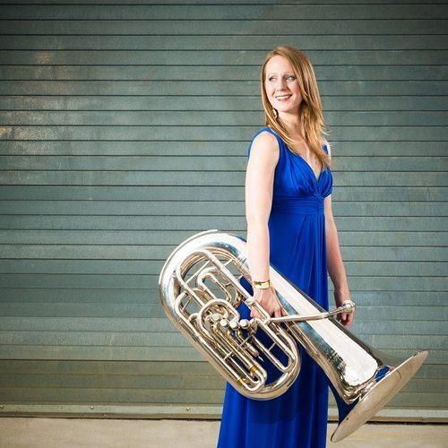 Carol Jantsch, tuba and Michael Djupstrom, piano ...