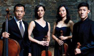 Parker Quartet Philadelphia
