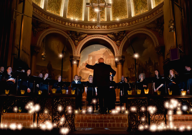 Friday, December 15 | Church of the Holy Trinity