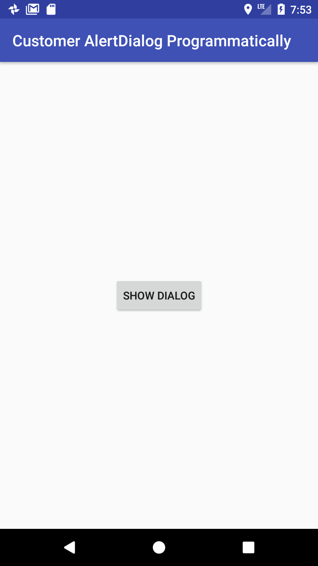 CustomAlertDialogDemo21
