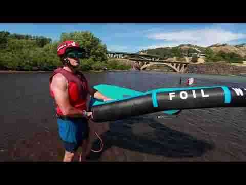 Foil Wing Instructional Part 2 with Dan Gavere