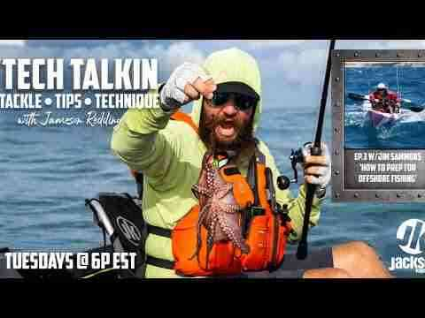 "TEC TALKIN Episode 3: ""Prepping to go Offshore with Jim Sammons"""