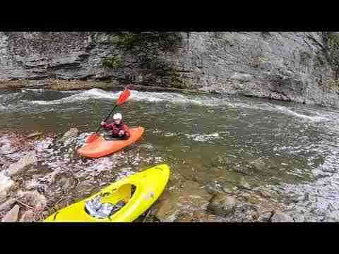 EJ and Zen 3 0 Hits the Russell Fork River