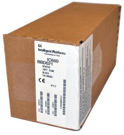 IC660BBD021 Image