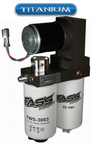 FASS Diesel Fuel Lift Pumps
