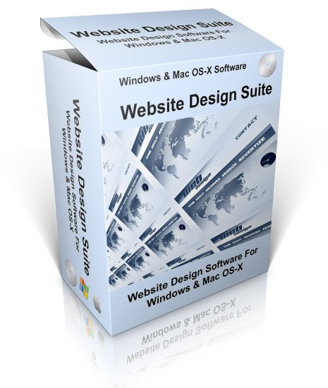 Website Design Suite Professional Software Html Css Editor Edit Web Pages Site Ebay