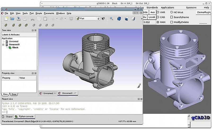 2D & 3D Modelling Suite on CD  Professional Computer Aided