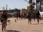 Valizas - Centro en verano