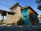 Cabin Naranja Lima - 1 Punta del Diablo