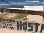 Hostel La Casa de las Boyas - Compartida 6p Punta del Diablo
