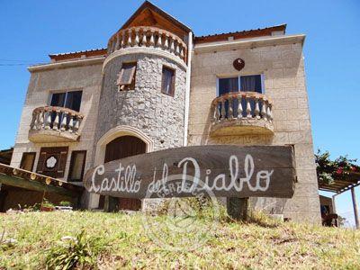 Castillo del Diablo - Verde