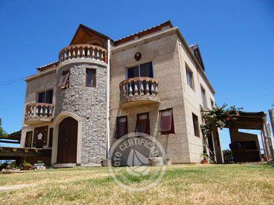 Castillo del Diablo - Blanco