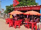 Restaurant Sol y Arena Punta del Diablo