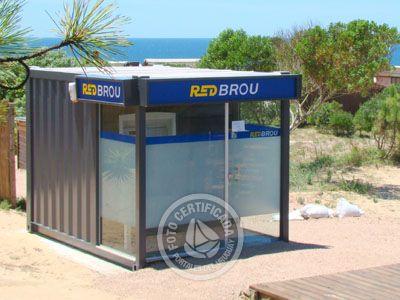 Cajero automático Cajero automático REDBROU Punta del Diablo