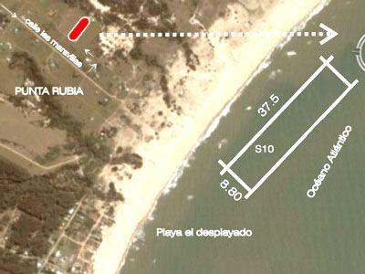 Terrenos Punta Rubia M44 S10 La Paloma
