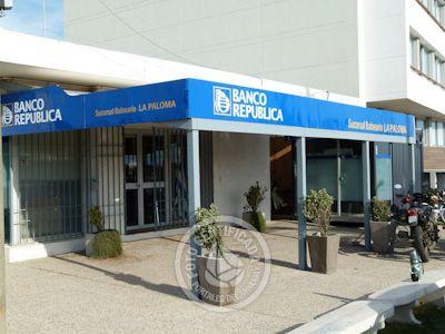Cajeros Automáticos - Bancos - Casas de Cambio Brou La Paloma