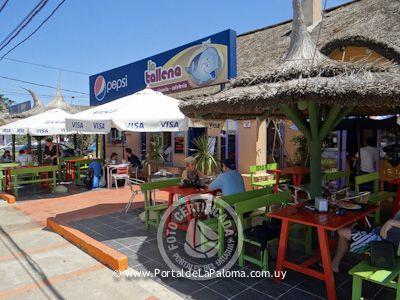 Restaurante La Ballena  La Paloma