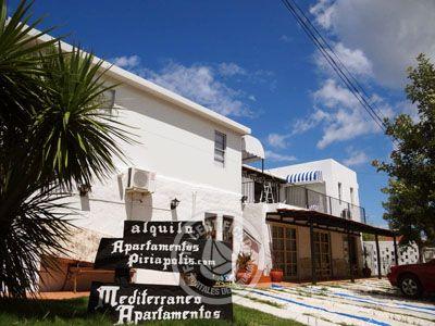 Mediterraneo Apartamentos