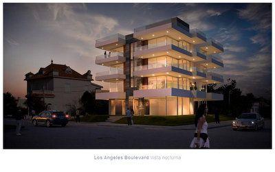 Los Angeles Boulevard - Estilo y presencia