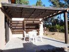 Cabaña Naturamar 4 a 8 personas Punta Colorada