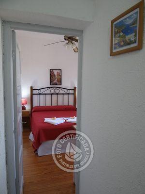 Hotel Select hab. superior con balcón Piriápolis